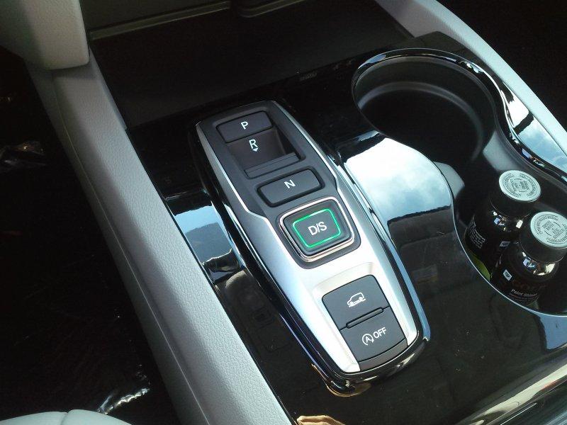 Push-Button Shifter | Mechanical Malarkey
