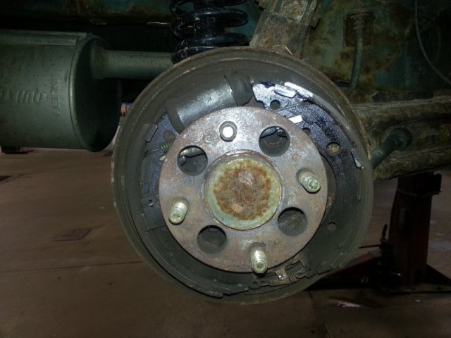 My Car: Sprung Drum Brakes | Mechanical Malarkey