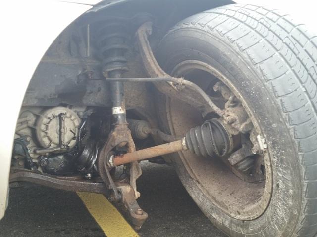 Ball Joint Car >> Broken Ball Joint Mechanical Malarkey